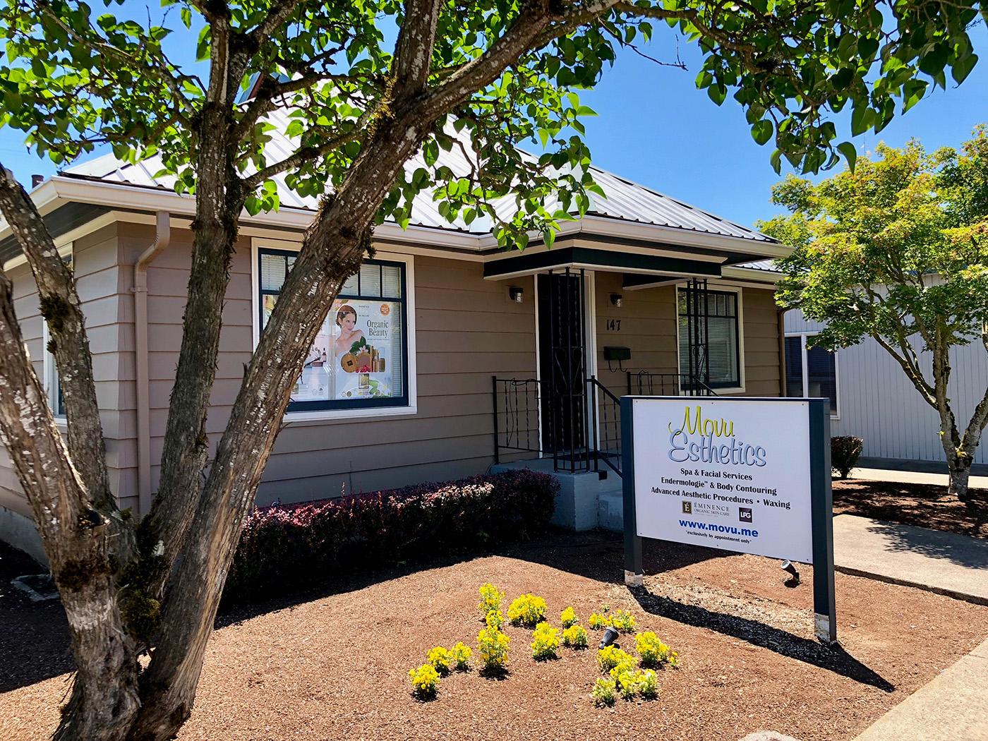 MovuEsthetics   Salon & Spa Esthetician Services   Canby, Oregon